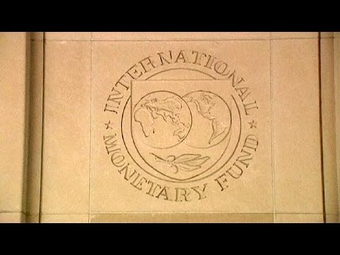 IMF head says will raise global economic growth forecast - economy