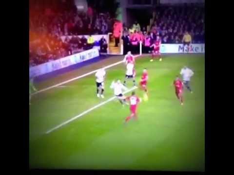Jon Flanagan first Liverpool goal
