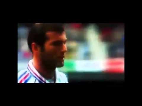 Zinedine Zidane la leyenda de la novena