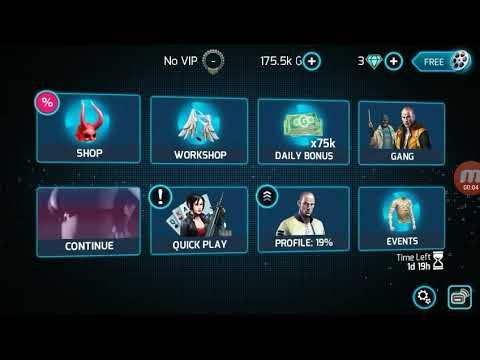 (Gangstar vegas) Tập 11#đại chiến người ngoài hành tinh