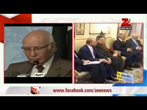 Narendra Modi-Nawaz Sharif meeting outcome better than expected: Sartaj Aziz