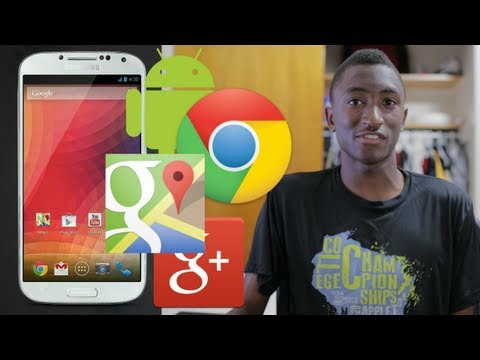Top 10 Google I/O 2013 Announcements!