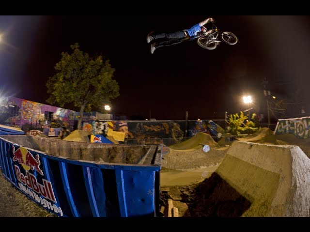 "Mike ""Hucker"" Clark's POV at Red Bull Urban Rhythm"