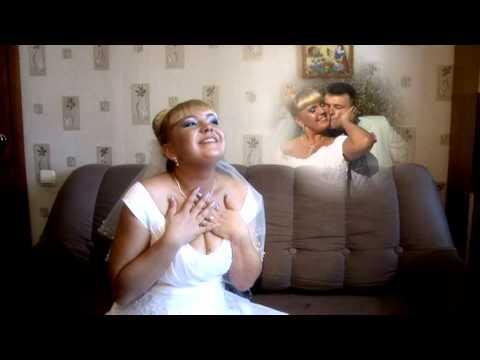 Фрагмент свадебного фильма. Сборы невесты. Валерия.