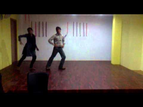ISHACON perparation dance !!!!!