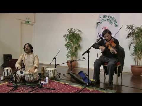 Old Hindi songs on Violin by Mohmad Kassem