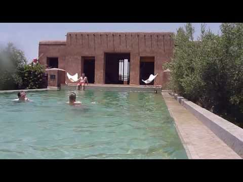 MOROCCO - Morocco Relaxing at Pool | Morocco Travel - Vacation, Tourism, Holidays  [HD]
