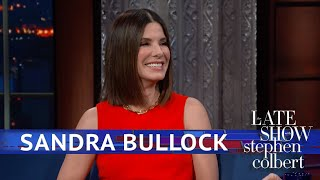 Sandra Bullock: Everyone Should Wait Tables For A Year