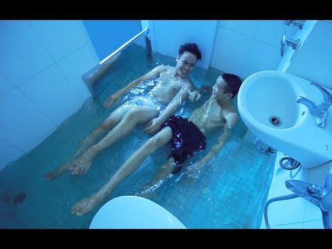 Phá Tan Cơn Nóng Với Bể Bơi Trong Nhà - Create exciting pool