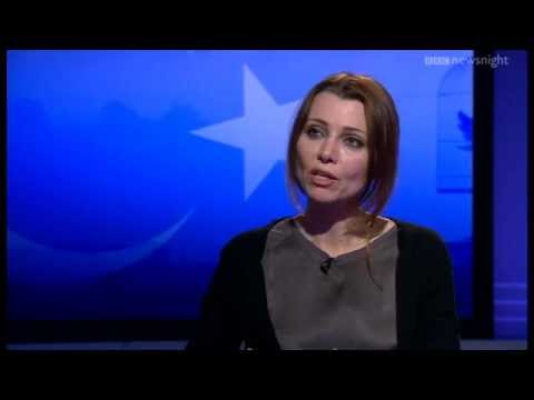 Turkey's Twitter ban, Elif Shafak and Zeynep Tufekci discuss - Newsnight