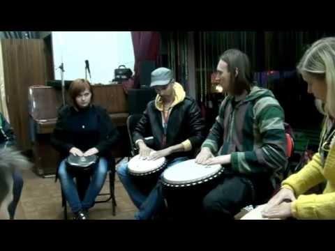 """Школа барабанного искусства """"Ярана Этнобит"""" (07.10.2014)"""