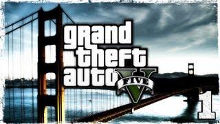 Прохождение игры Grand Theft Auto V.