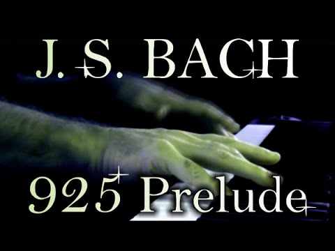 Johann Sebastian BACH: Prelude in D major, BWV 925