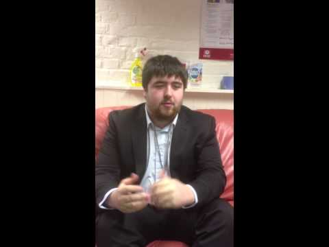 What does Ashford Festival of Arts and Technology mean to you? Josh