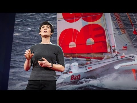 The surprising thing I learned sailing solo around the world | Dame Ellen MacArthur