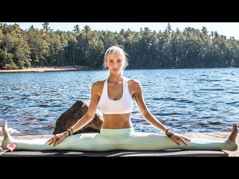 Yoga Workout Challenge 2017 ♥  Better Than The Gym