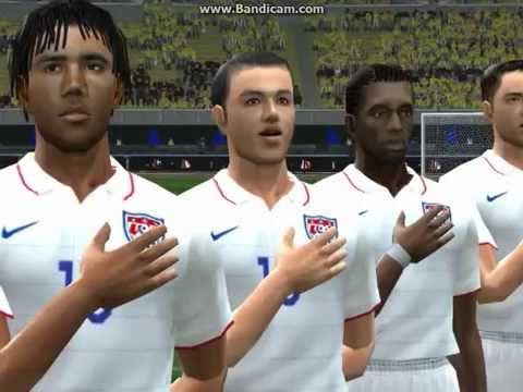 PES6 2014 Greece World Cup - Bosnia vs Spain || USA vs Ecuador - Group B Last Fixture