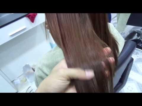 Ép tóc mềm bóng như nước!😘😘😁