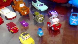 Coleccion Carros De Cars