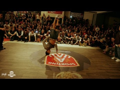 Raw Circles World Finals 2013 | TOP SETS | Strife TV