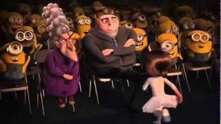 You Should Be Dancing Mi Villano Favorito, Gru