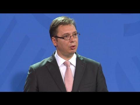 Vučić: Želimo još veći broj nemačkih investitora