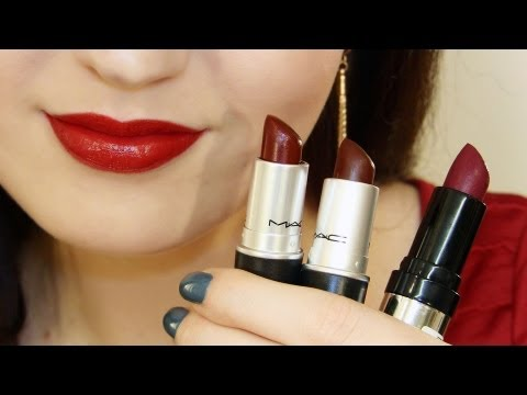 favorite lip products fall winter drugstore high end youtube. Black Bedroom Furniture Sets. Home Design Ideas