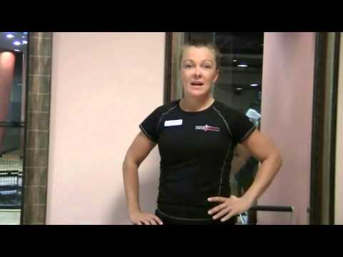 Trainer Tip with Katie Thompson
