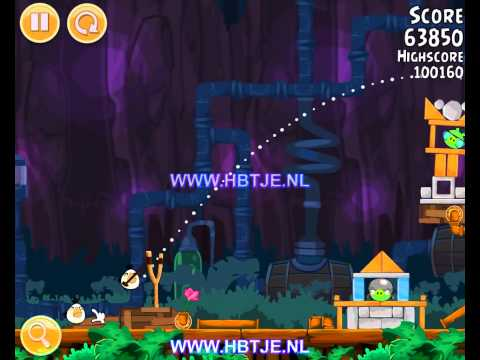Angry Birds Short Fuse 26-6 3 stars