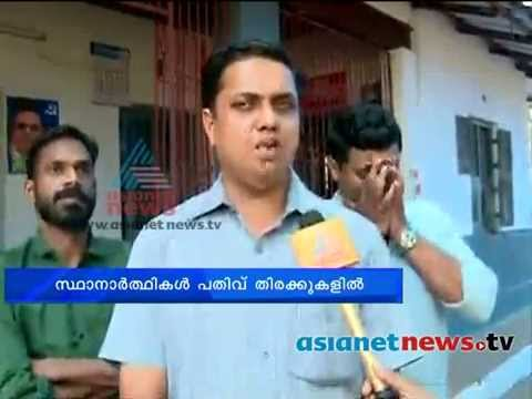 Kerala Election 2014: Vadakara candidates after election
