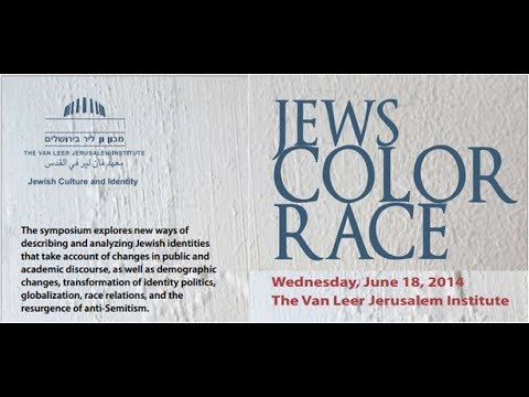 SYMPOSIUM JEWS COLOR RACE