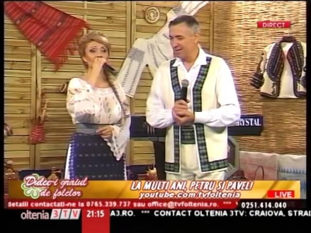 Elisabeta Vasile si Nelu Bitina   Cine n are ibovnica   LIVE 2014