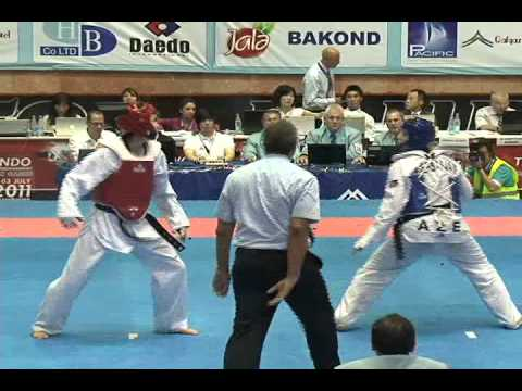 [BAKU] Female -67kg Final Match