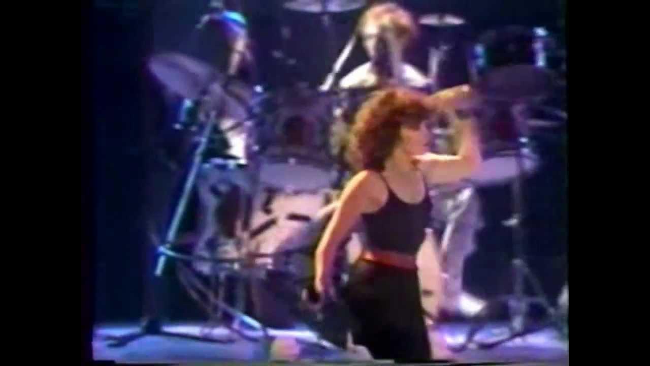 pat benatar live from earth album flash 1984