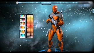 Warframe Color Glitch Any Color You Want!