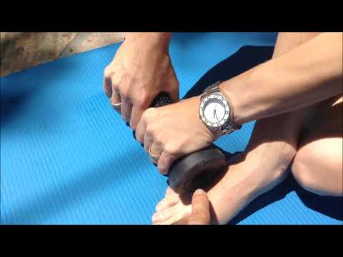 Running - Self Release Foot Muscles to Tackle Pain - Running Injury Free Revolution (RIF REV)