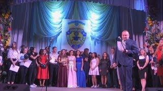 Урочистості з нагоди Дня працівника освіти та Дня юриста України