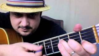 Acoustic Guitar Lesson How To Play Let It Be Beatles