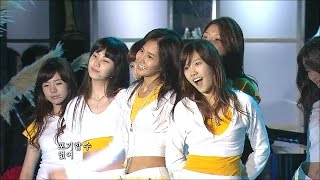 【TVPP】SNSD- Into The New World, 소녀시대 - 다시 만난 세계 @ Song Festival Live