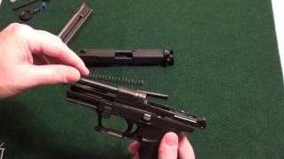 Walther P22 Field Strip Disassembly Assembly Tips & Tricks