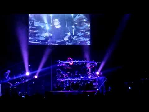 Dream Theater - Through My Words/Fatal Tragedy (12.07.2011, Crocus City Hall, Moscow, Russia)