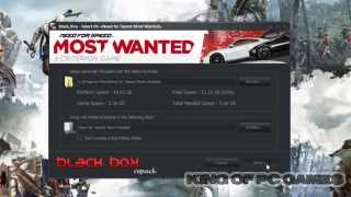 Download Need For Speed Most Wanted 2012 [Blackbox] [With