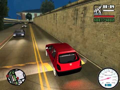 GTA SA - Celta Chapolin