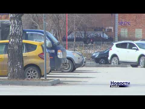 Двух рецидивистов сотрудники бердского отдела МВД поместили в изолятор за грабеж и угон автомобиля