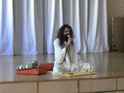 Шри Госвами Яшенду Джи. Прем-медитация (10.08.2007)