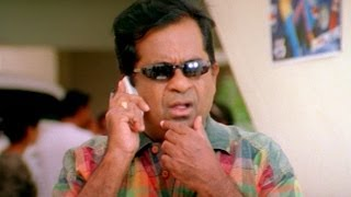 Ali Paints Brahmanandam Picture Comedy Scene