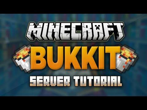 How to Make a Minecraft Server 1.8.6 (Bukkit)