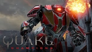 Quake Champions - Clutch Champion Trailer