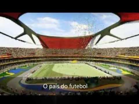 Tema Oficial da Copa do Mundo FIFA 2014 no Brasil Mando de Campo(CBF) -Israel Nascimento