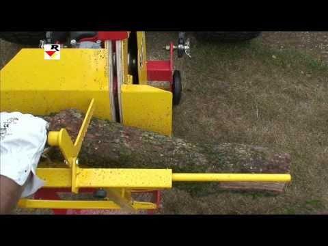 scie circulaire bois rabaud sur tracteur xyloscie youtube. Black Bedroom Furniture Sets. Home Design Ideas